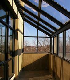 Aberturas nivel puertas portones cerramientos en for Jardines de invierno cerramientos