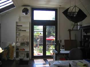 Aberturas nivel puertas portones cerramientos en - Cerramientos de aluminio para balcones ...