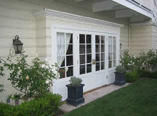 Aberturas nivel puertas portones cerramientos en - Puertas para jardin de aluminio ...